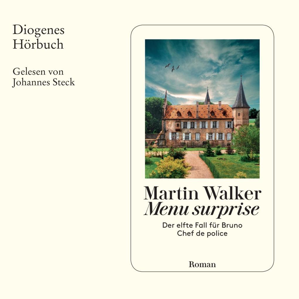 Menu surprise als Hörbuch Download