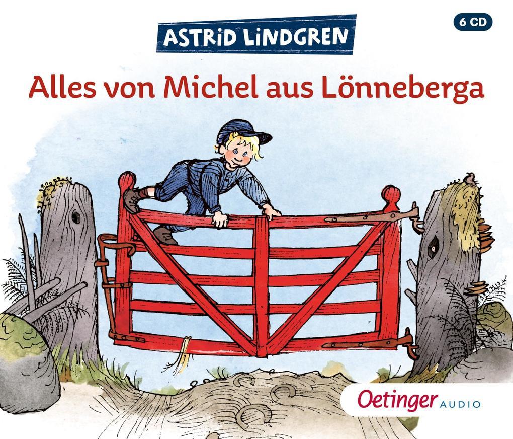 Alles von Michel aus Lönneberga als Hörbuch CD