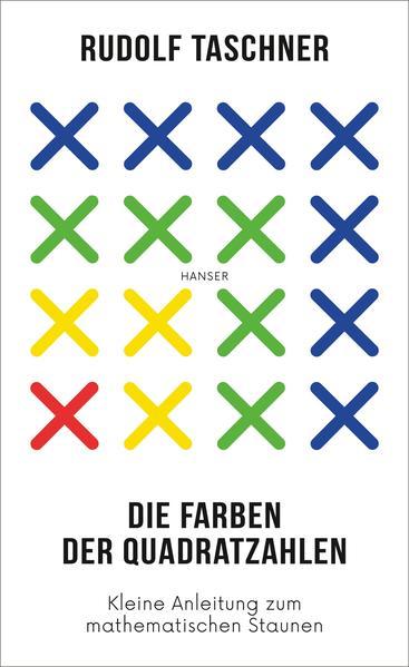 Die Farben der Quadratzahlen als Buch