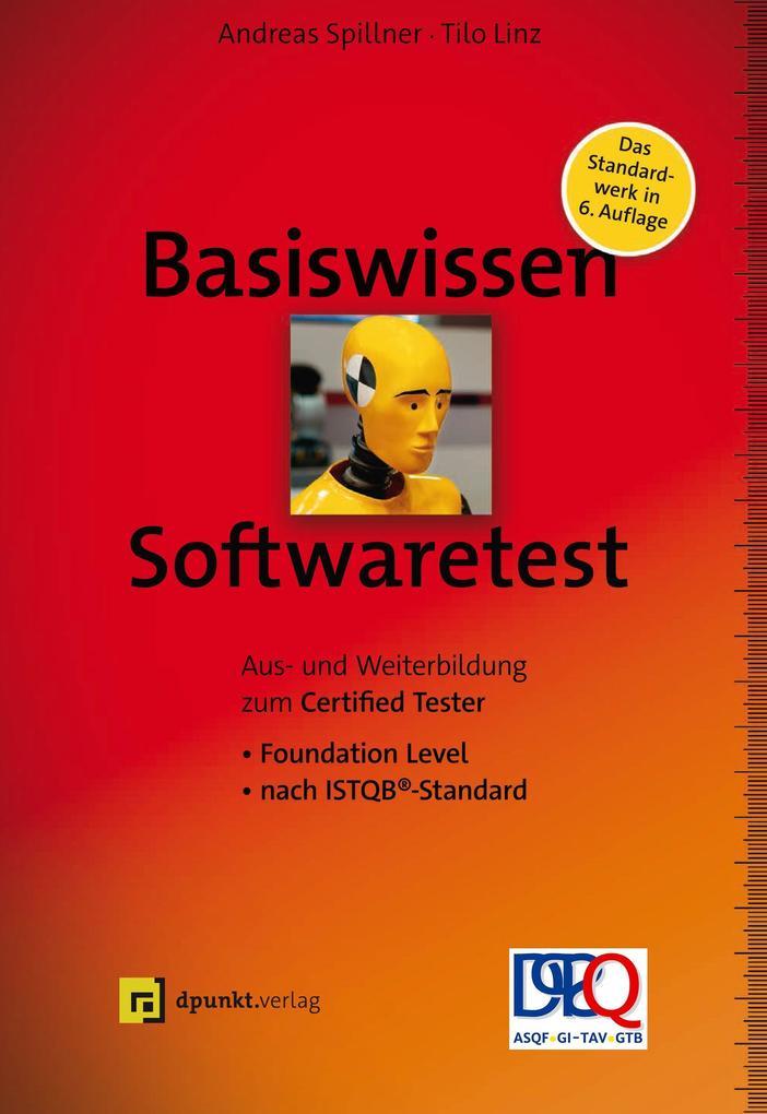 Basiswissen Softwaretest als Buch