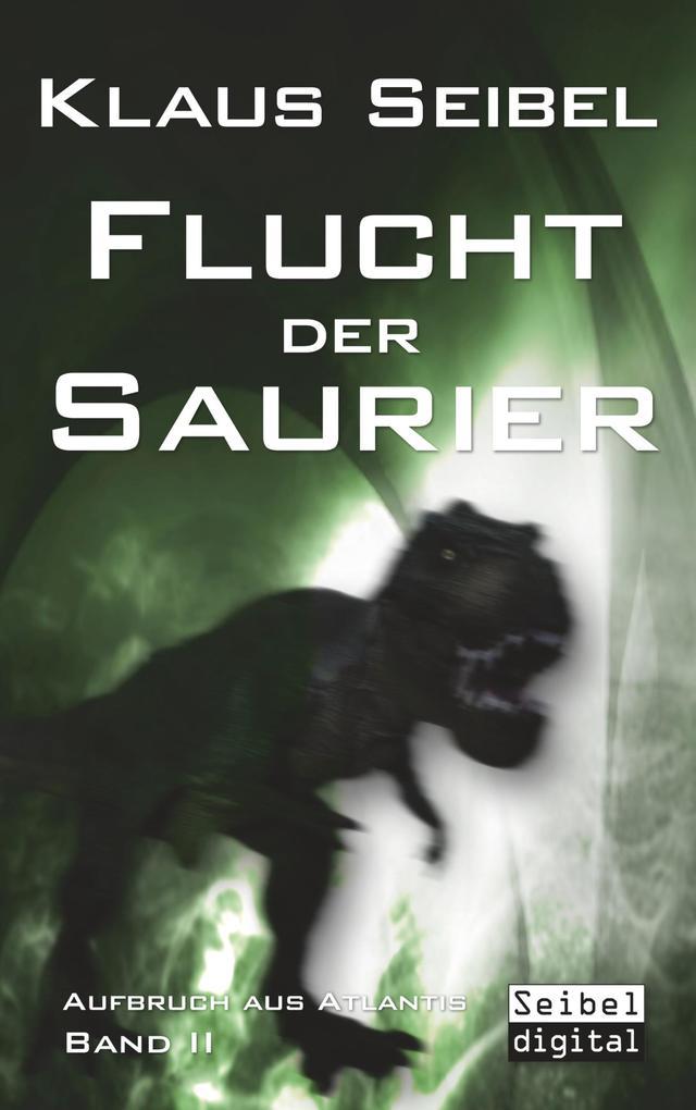 Flucht der Saurier als Buch (kartoniert)