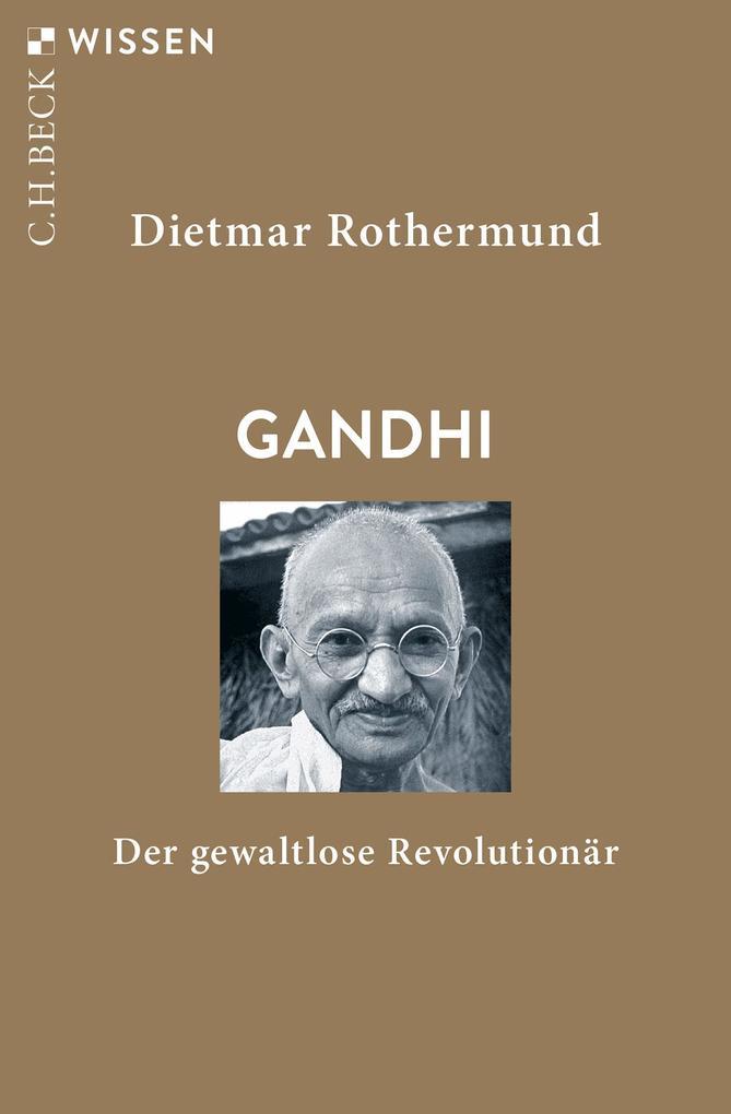 Gandhi als Taschenbuch