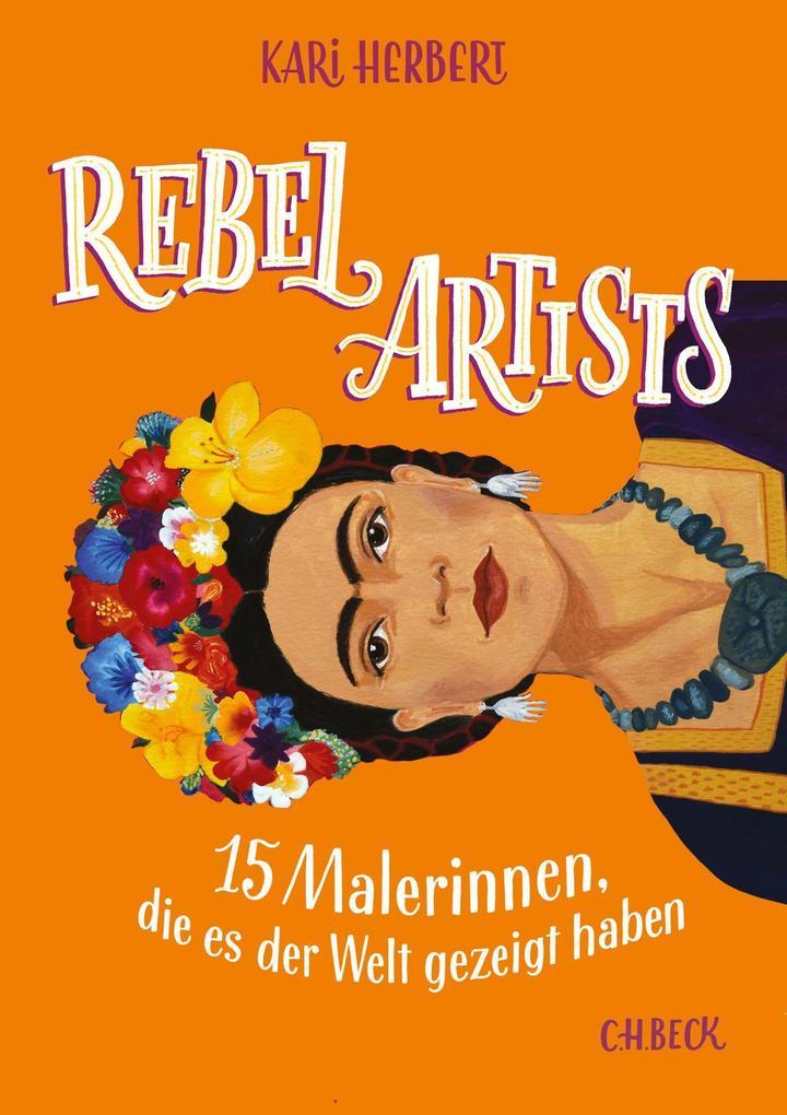 Rebel Artists als Buch (gebunden)