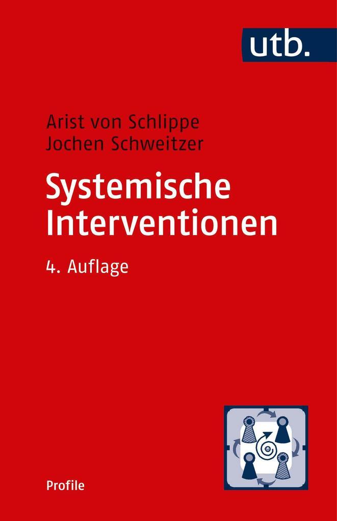 Systemische Interventionen als Buch (kartoniert)