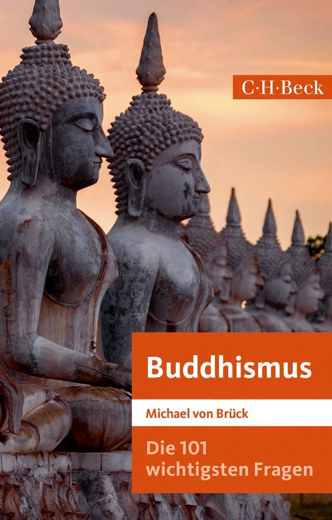 Die 101 wichtigsten Fragen: Buddhismus als Taschenbuch