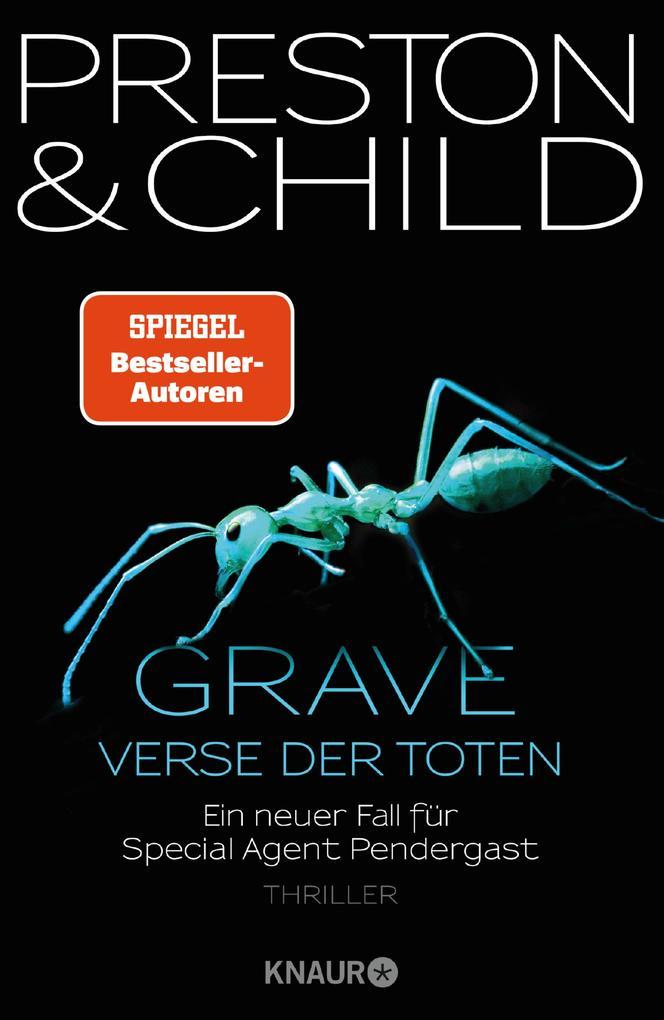 Grave - Verse der Toten als eBook epub