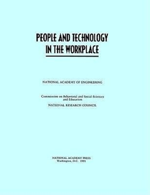 People and Technology in the Workplace als Buch (gebunden)