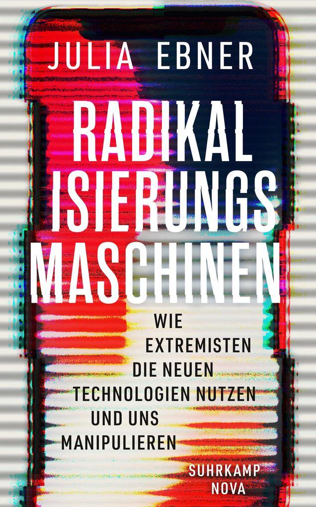 Radikalisierungsmaschinen als Buch