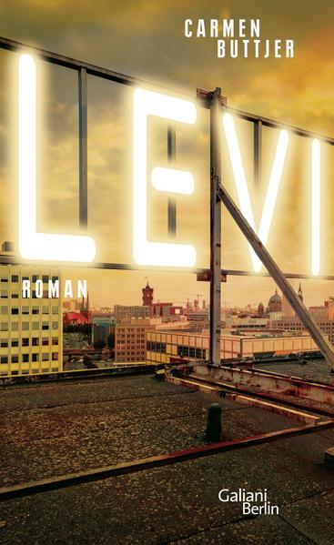 Levi als Buch (gebunden)