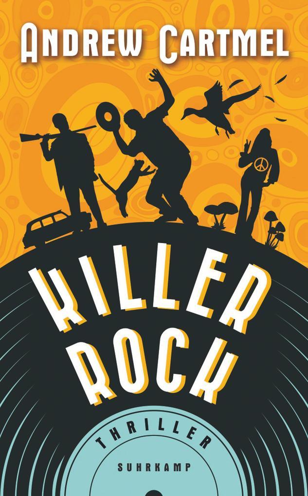 Killer Rock als Taschenbuch