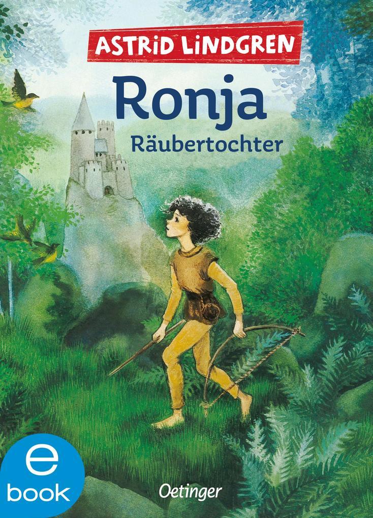 Ronja Räubertochter als eBook epub