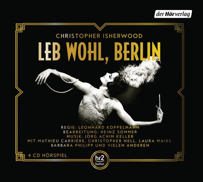 Leb wohl, Berlin als Hörbuch CD