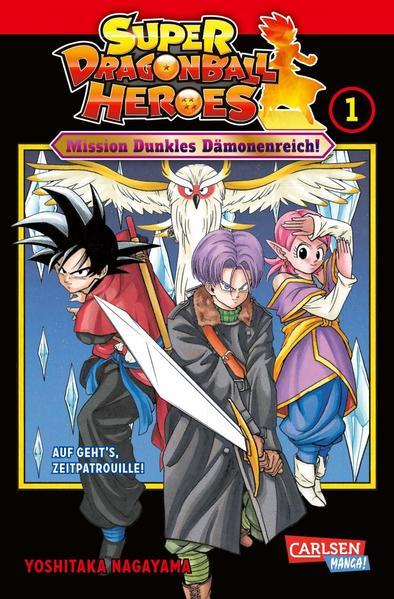 Super Dragon Ball Heroes 1: Super Dragon Ball Heroes als Taschenbuch