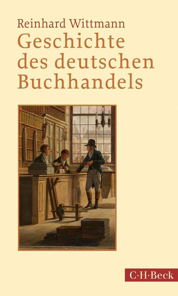 Geschichte des deutschen Buchhandels als eBook epub