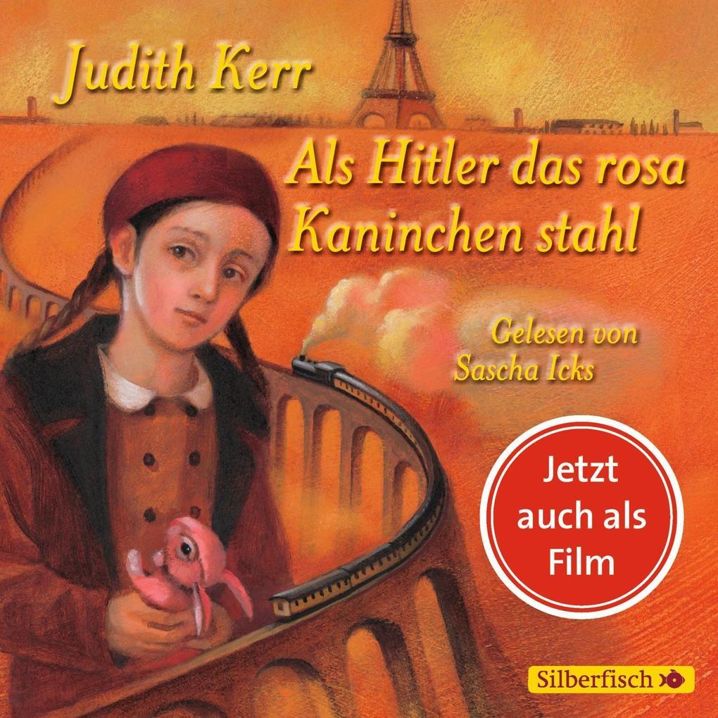 Als Hitler das rosa Kaninchen stahl - Filmausgabe als Hörbuch CD