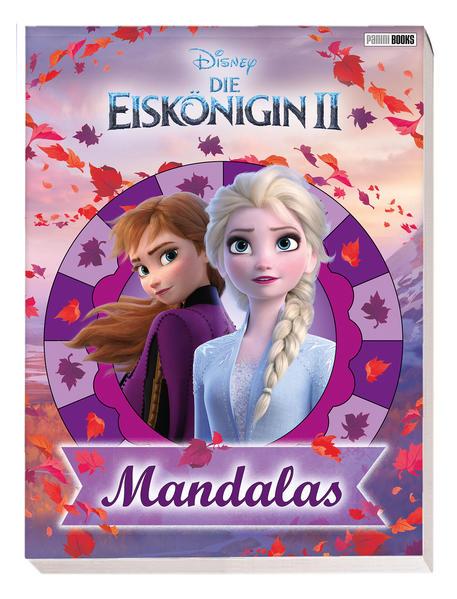 Disney Die Eiskönigin 2: Mandalas als Buch (kartoniert)