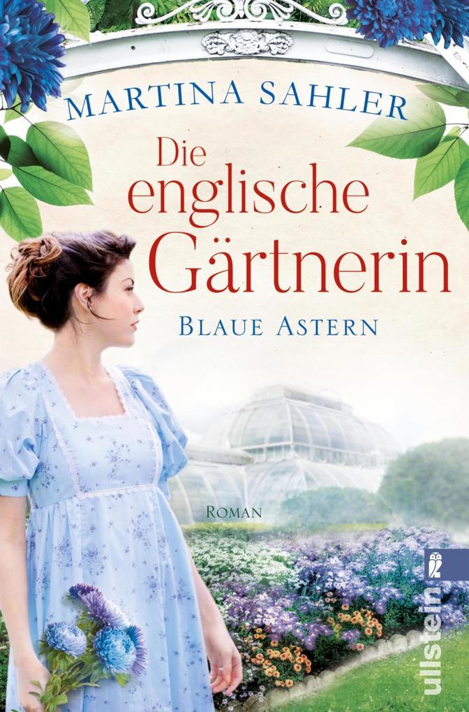 Die englische Gärtnerin - Blaue Astern als eBook epub