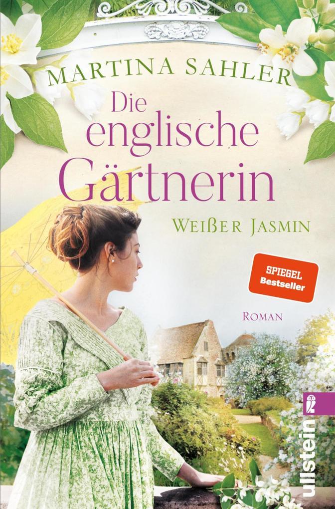 Die englische Gärtnerin - Weißer Jasmin als eBook epub