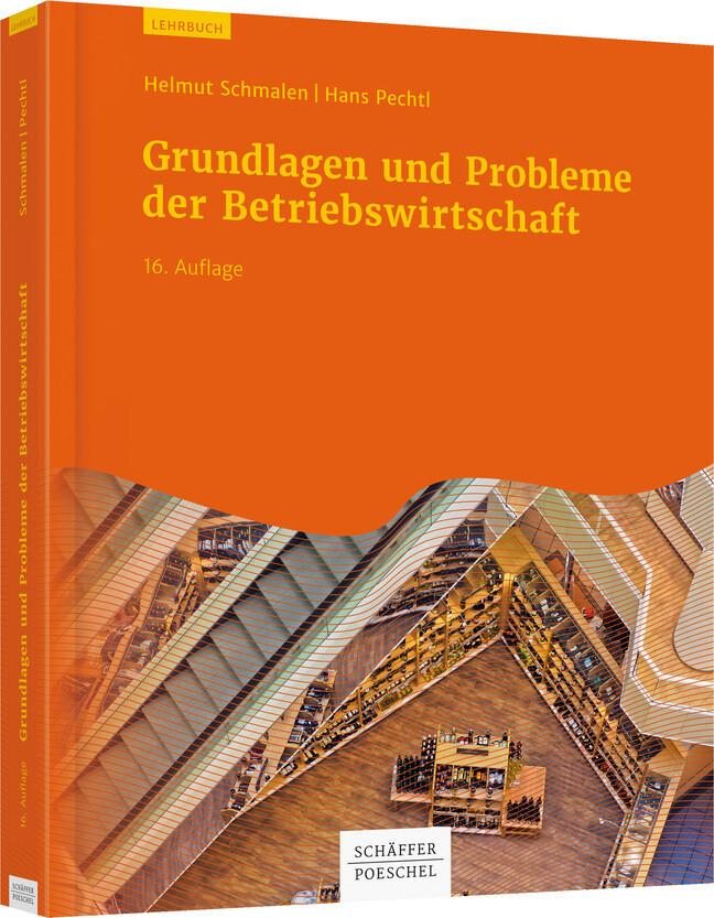 Grundlagen und Probleme der Betriebswirtschaft als Buch (kartoniert)