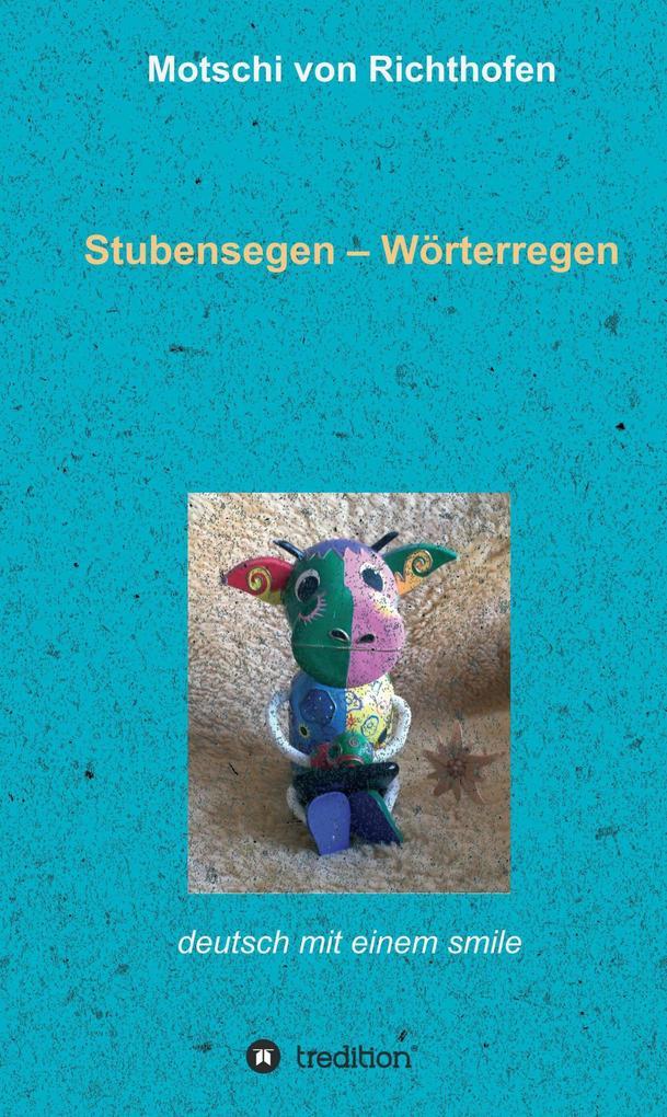 Stubensegen - Wörterregen als eBook epub