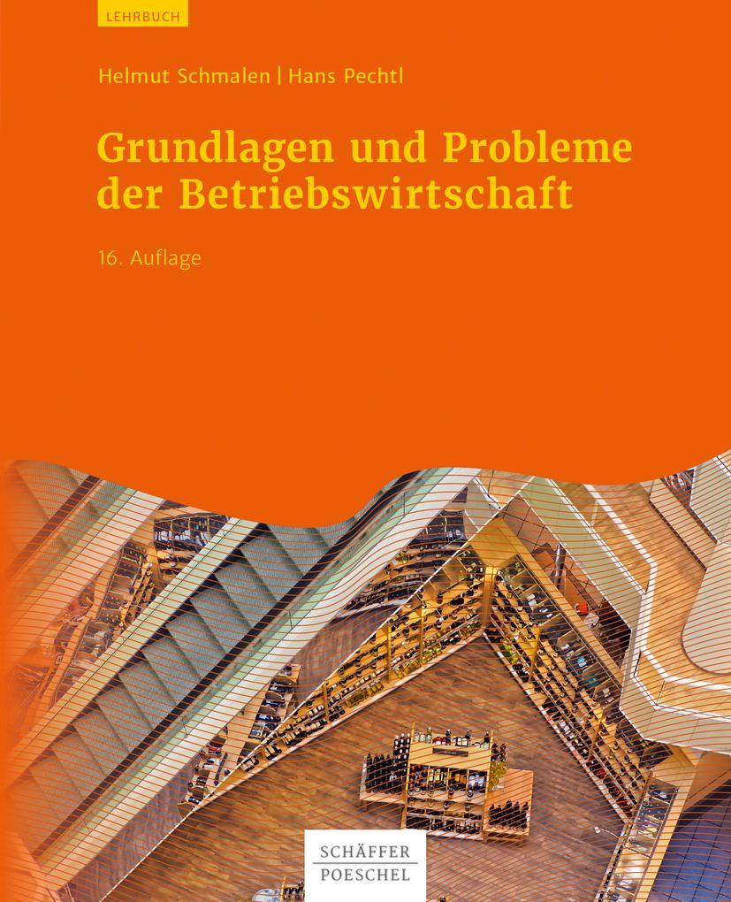 Grundlagen und Probleme der Betriebswirtschaft als eBook epub
