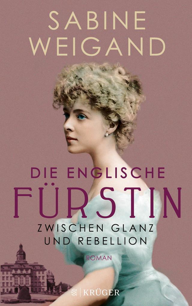 Die englische Fürstin als Buch (kartoniert)