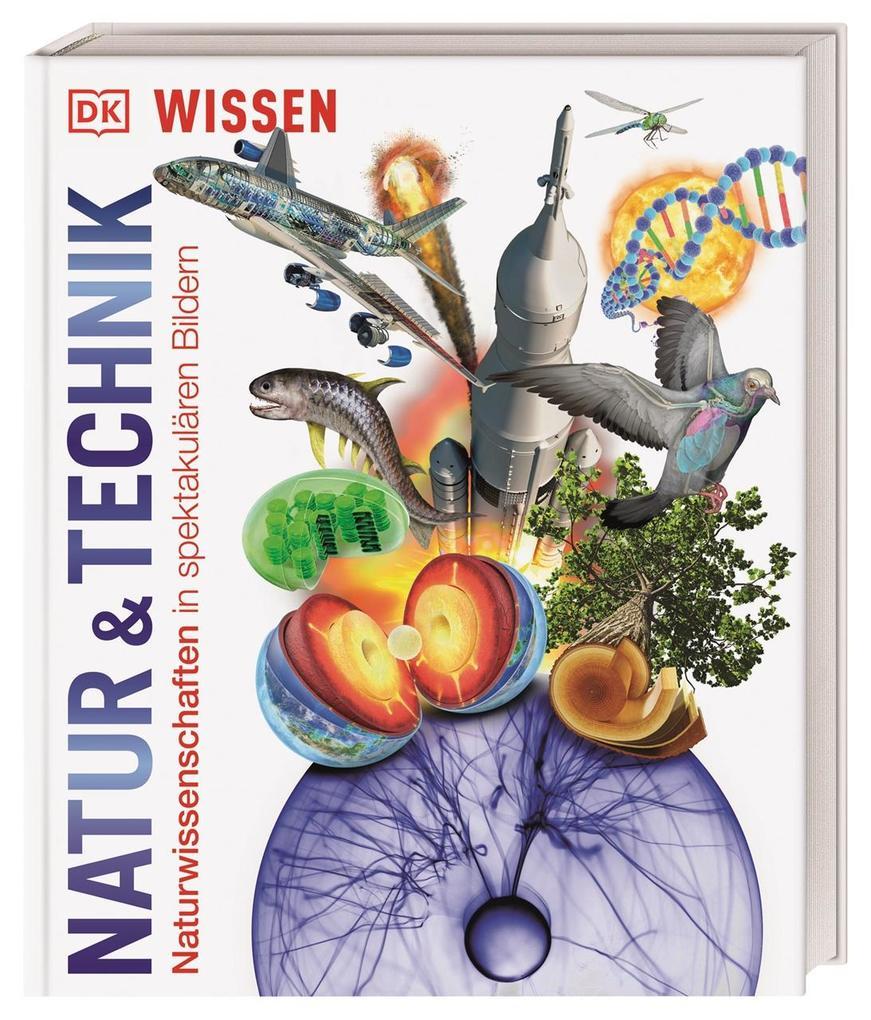 Wissen. Natur & Technik als Buch (gebunden)