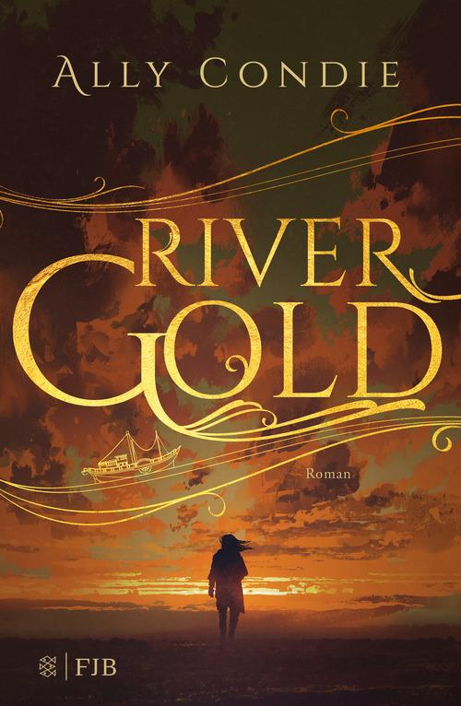 Rivergold als eBook epub