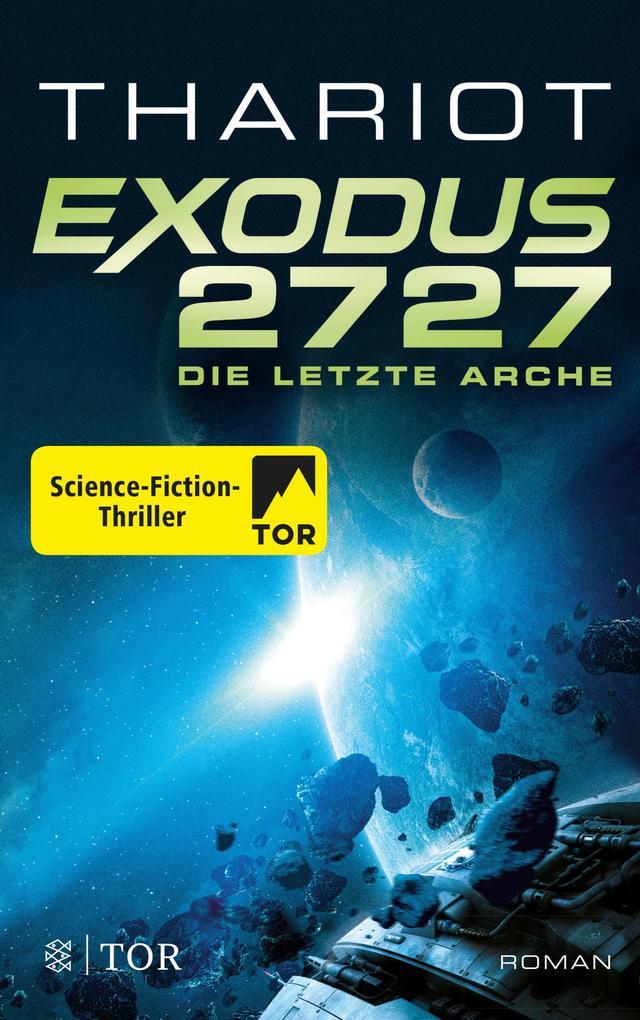 Exodus 2727 - Die letzte Arche als eBook epub