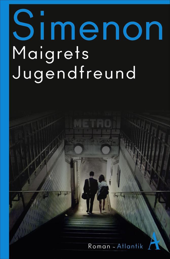 Maigrets Jugendfreund als Taschenbuch