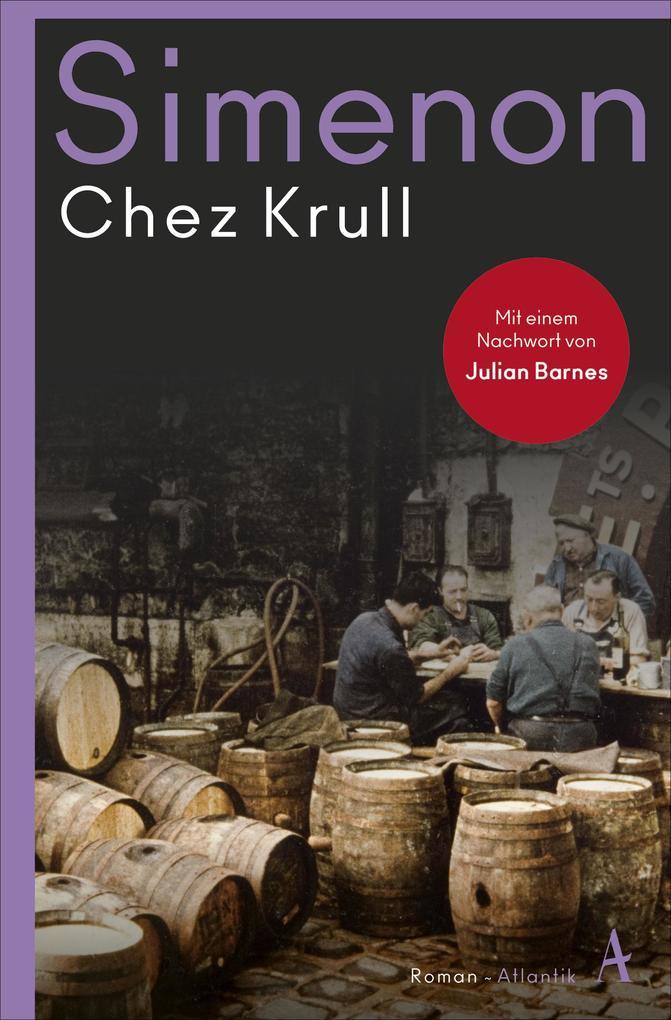 Chez Krull als Taschenbuch