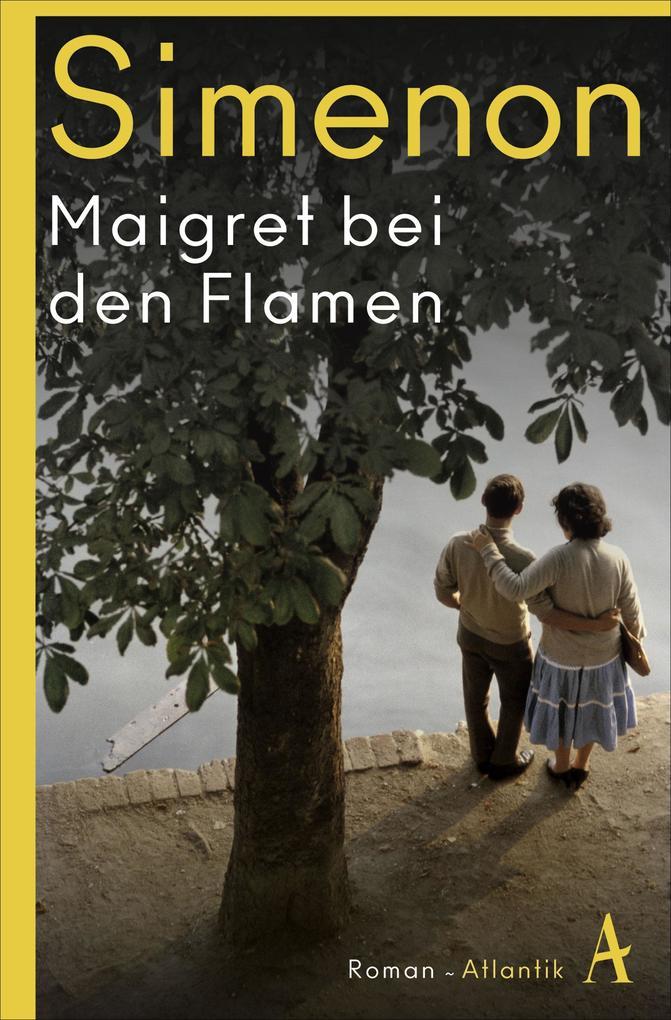 Maigret bei den Flamen als Taschenbuch