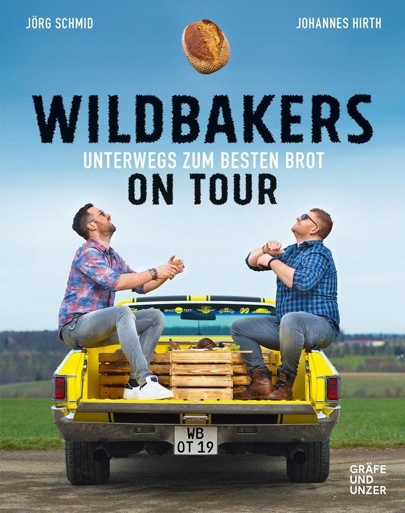 Wildbakers on Tour als Buch