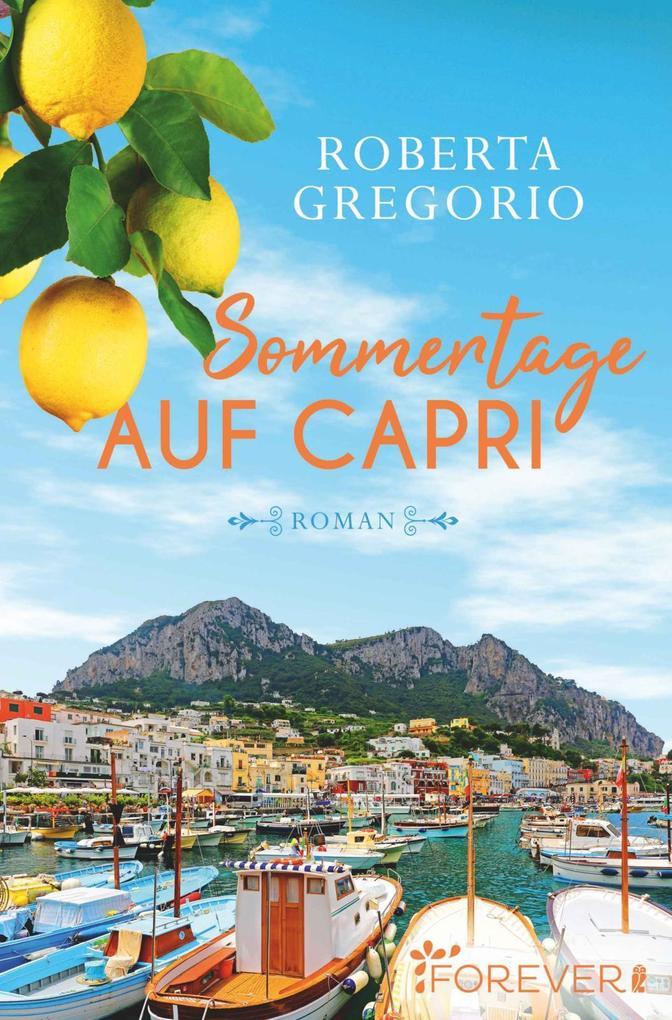 Sommertage auf Capri als Taschenbuch