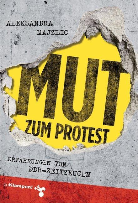 Mut zum Protest als Buch (kartoniert)