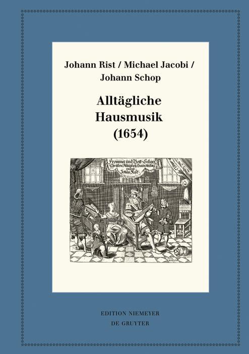Alltägliche Hausmusik (1654) als eBook epub