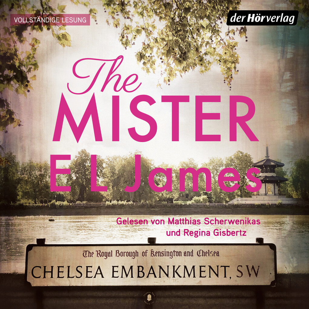 The Mister als Hörbuch Download