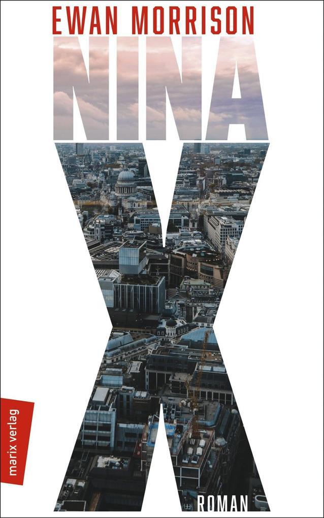 Nina X als Buch (gebunden)