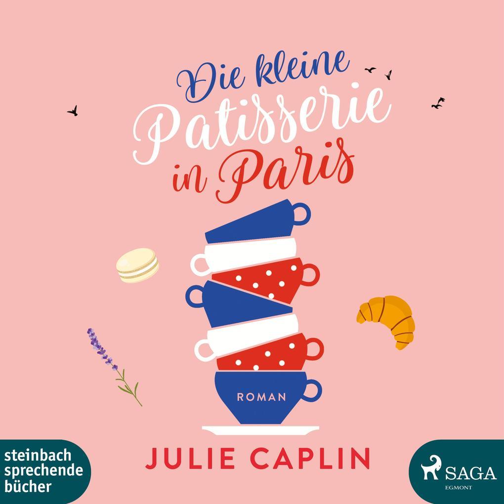 Die kleine Patisserie in Paris als Hörbuch CD