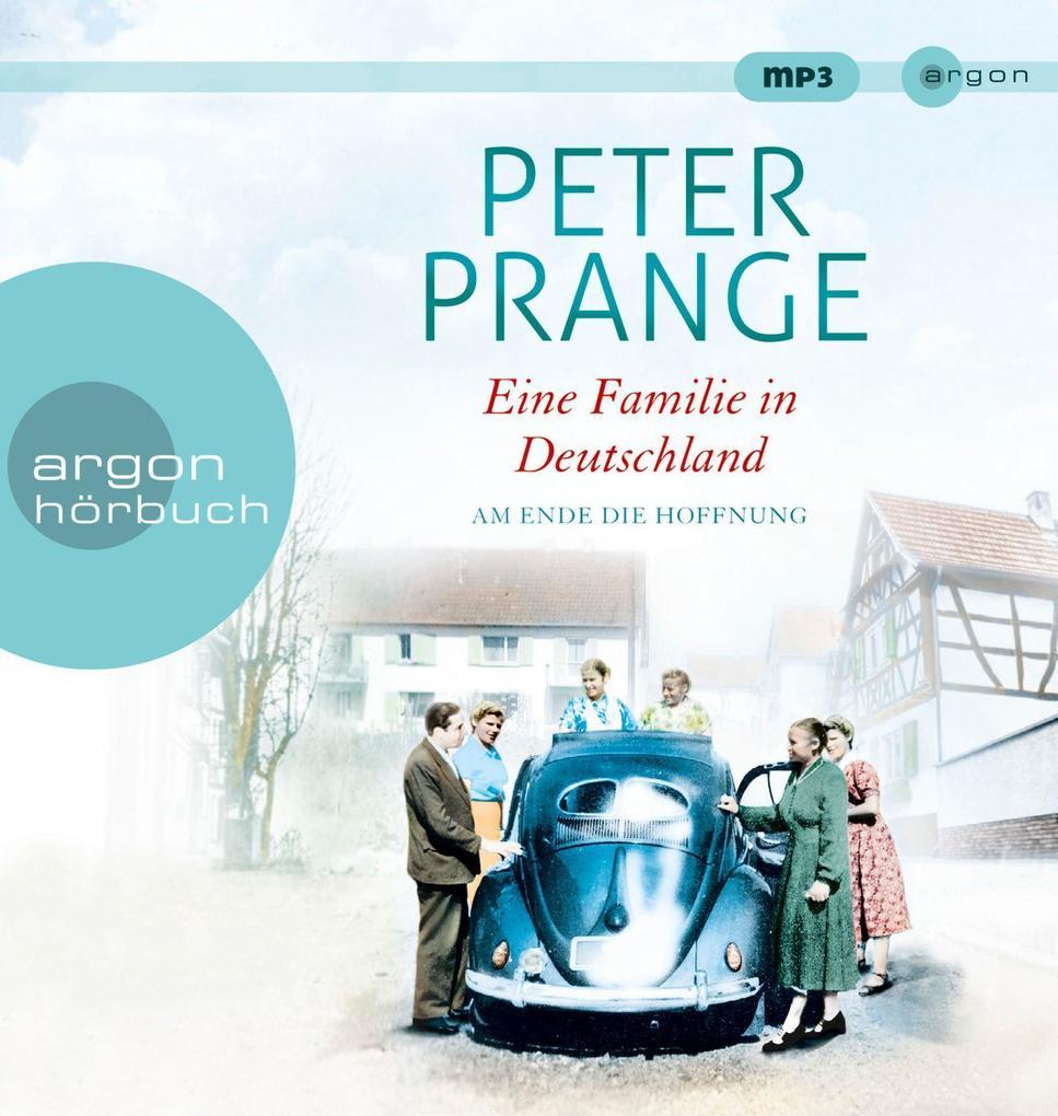 Eine Familie in Deutschland 02. Am Ende die Hoffnung als Hörbuch CD