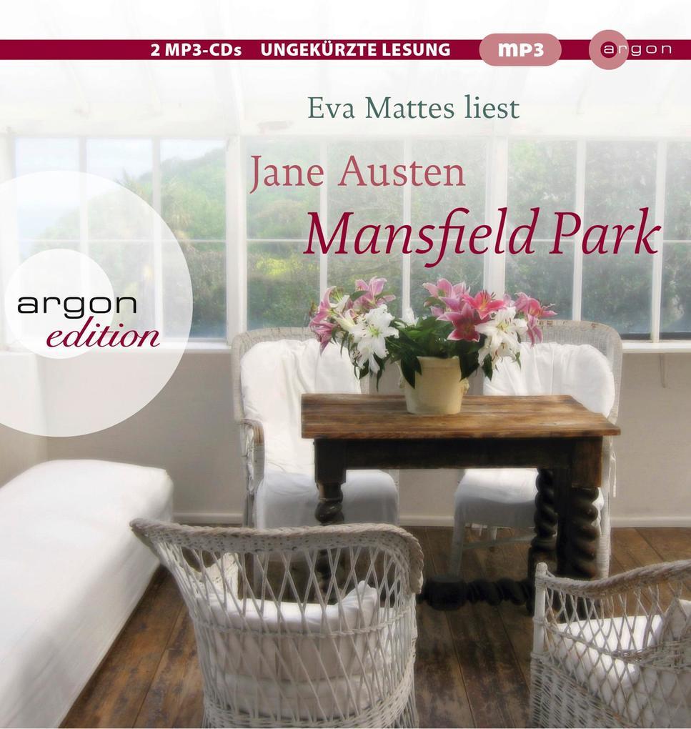 Mansfield Park als Hörbuch CD