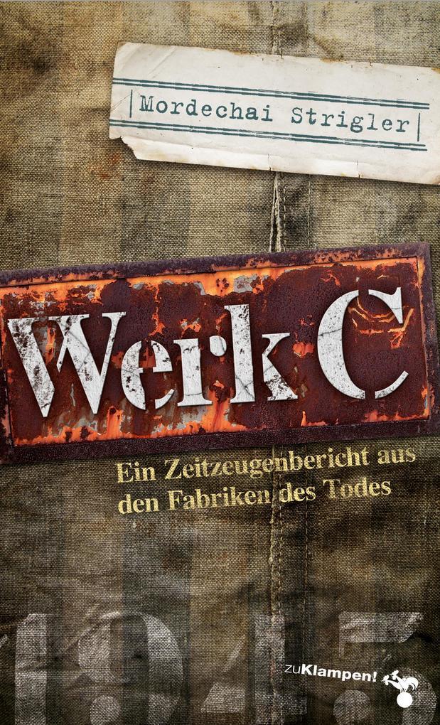 Werk C als Buch (kartoniert)