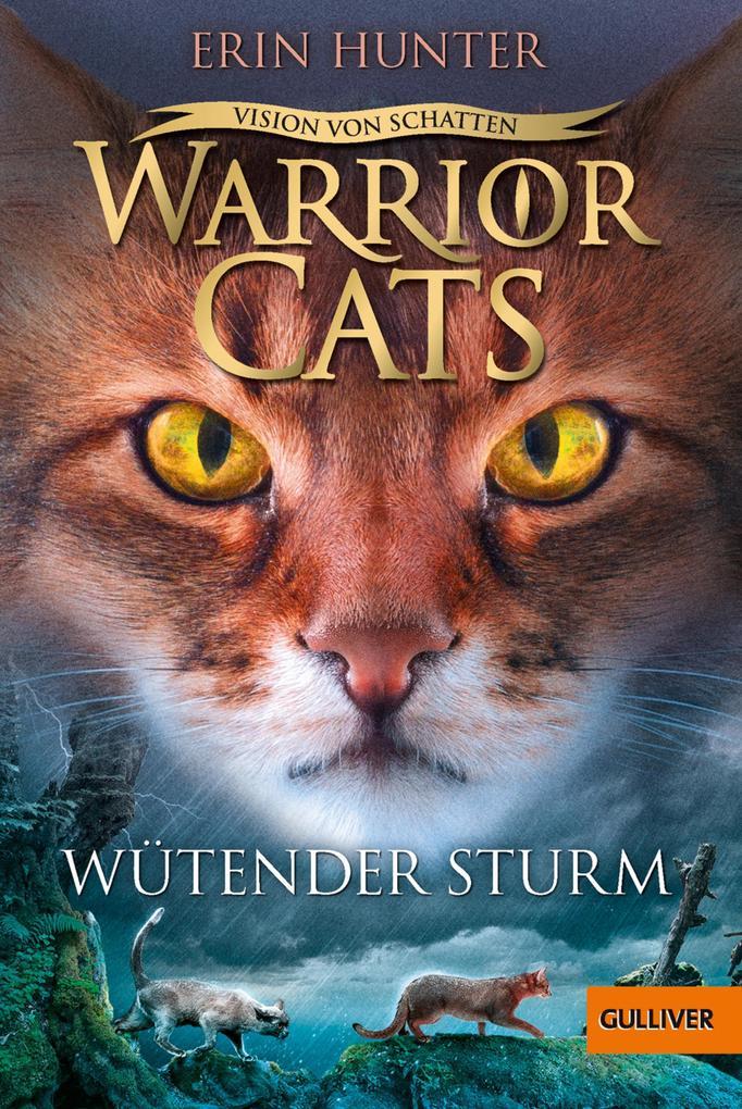 Warrior Cats - Vision von Schatten. Wütender Sturm als eBook epub