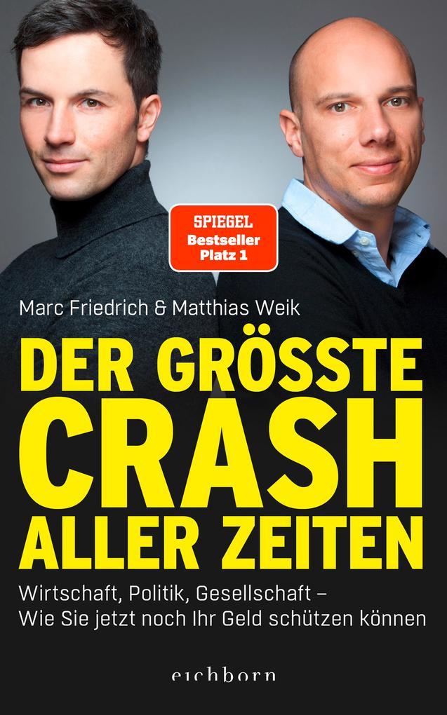 Der größte Crash aller Zeiten als eBook epub