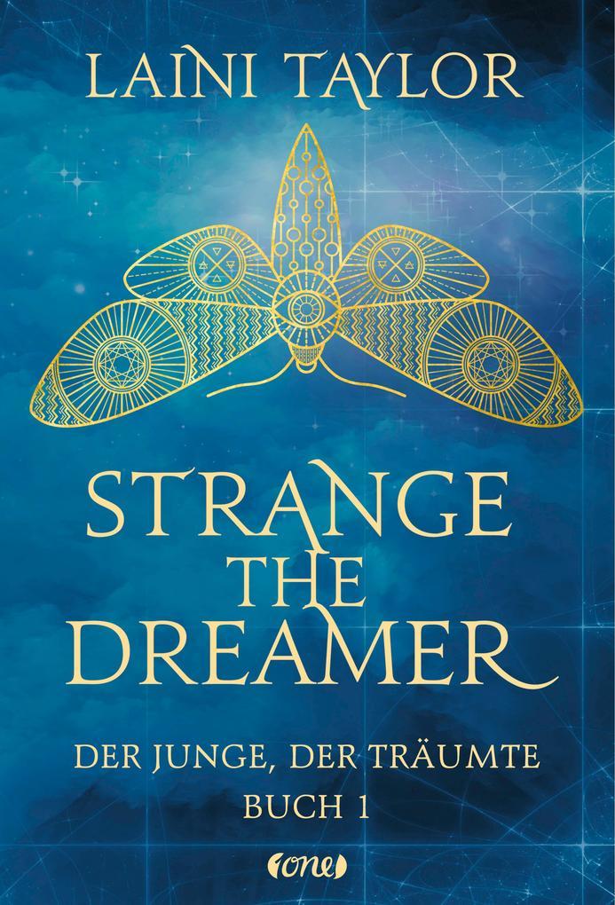 Strange the Dreamer - Der Junge, der träumte als eBook epub