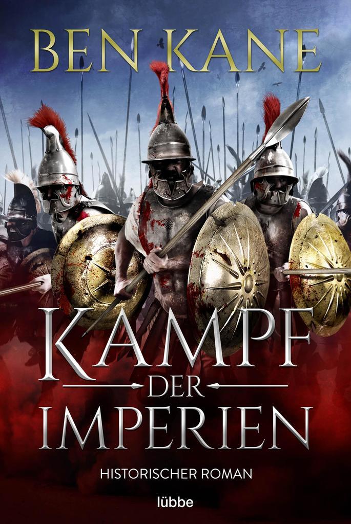 Kampf der Imperien als eBook epub