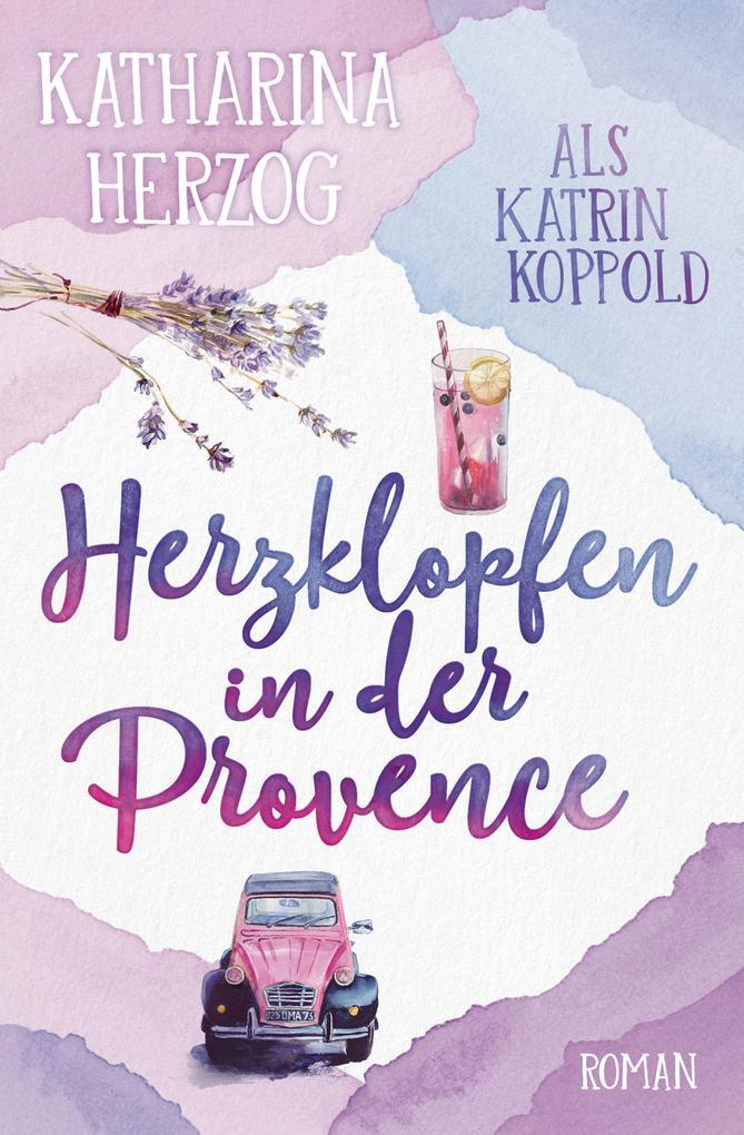 Herzklopfen in der Provence als eBook