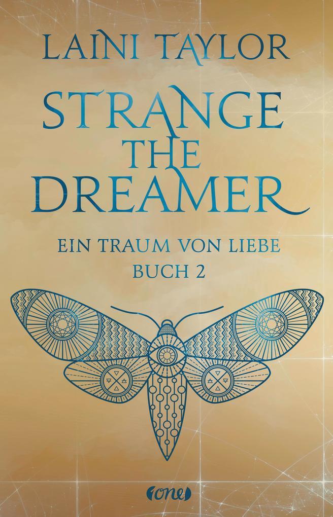 Strange the Dreamer - Ein Traum von Liebe als eBook epub