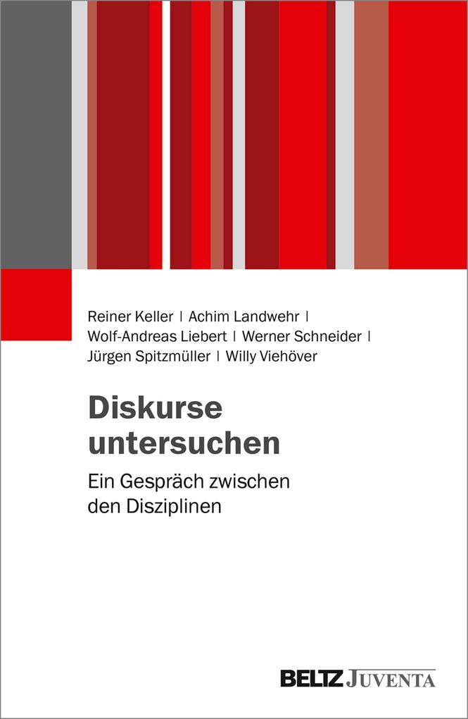 Diskurse untersuchen als eBook pdf