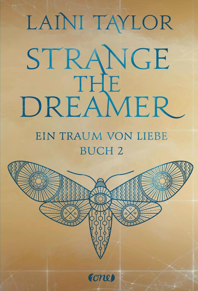 Strange the Dreamer - Ein Traum von Liebe als Buch (gebunden)